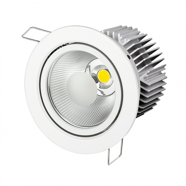 COB Down Light, COB ceiling light, CREE COB led down light, SHARP COB led down light, COB down light manufacturer