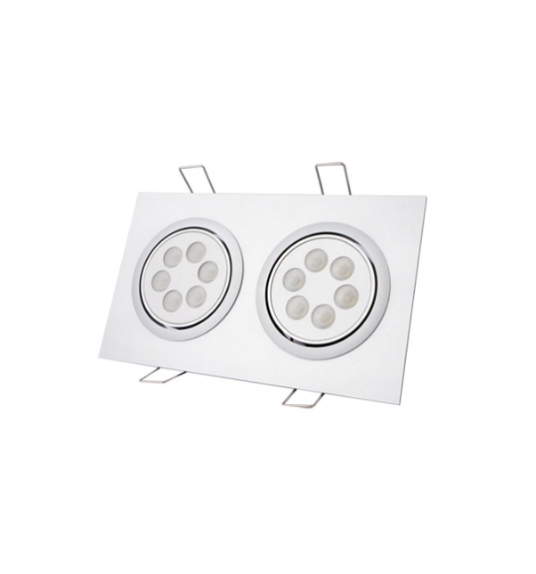 Led Grid Down Light, Grid down light, Down light, Three heads down light, Grid down light manufacturer