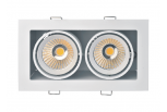 COB Grid down light  G4-136